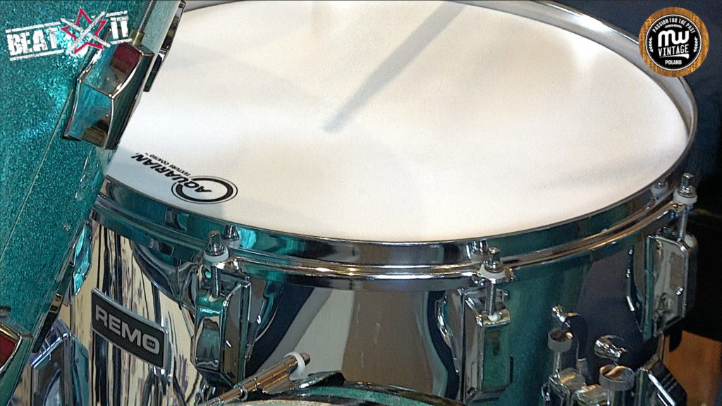 Remo Acousticon snare en.beatit.tv