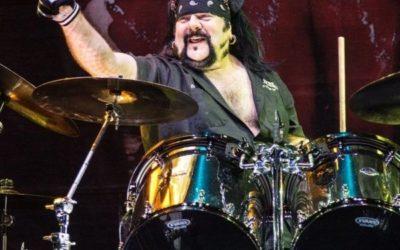 Pantera's Tribute to the late Vinnie Paul