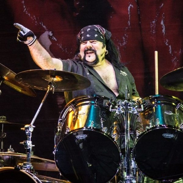Pantera's Tribute to the late Vinnie Paul