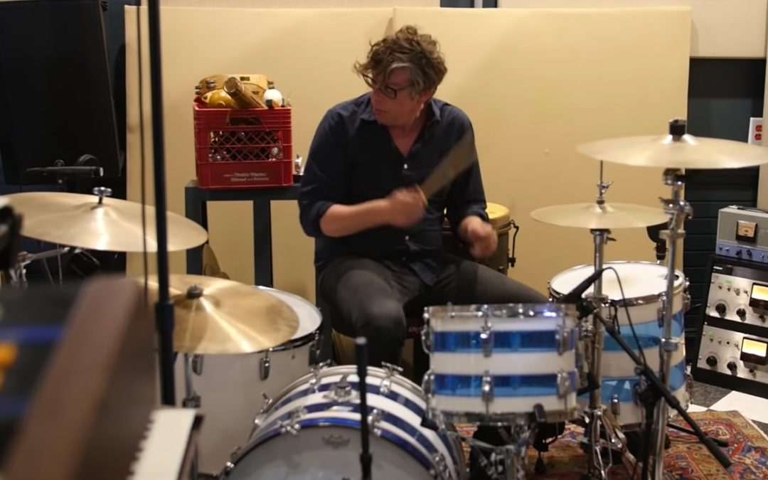 Patrick Carney And His Recording Methods