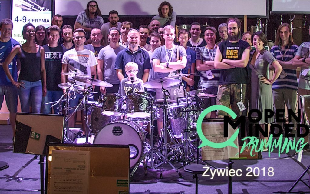BeatIt Report: Open Minded Drum Camp 2018