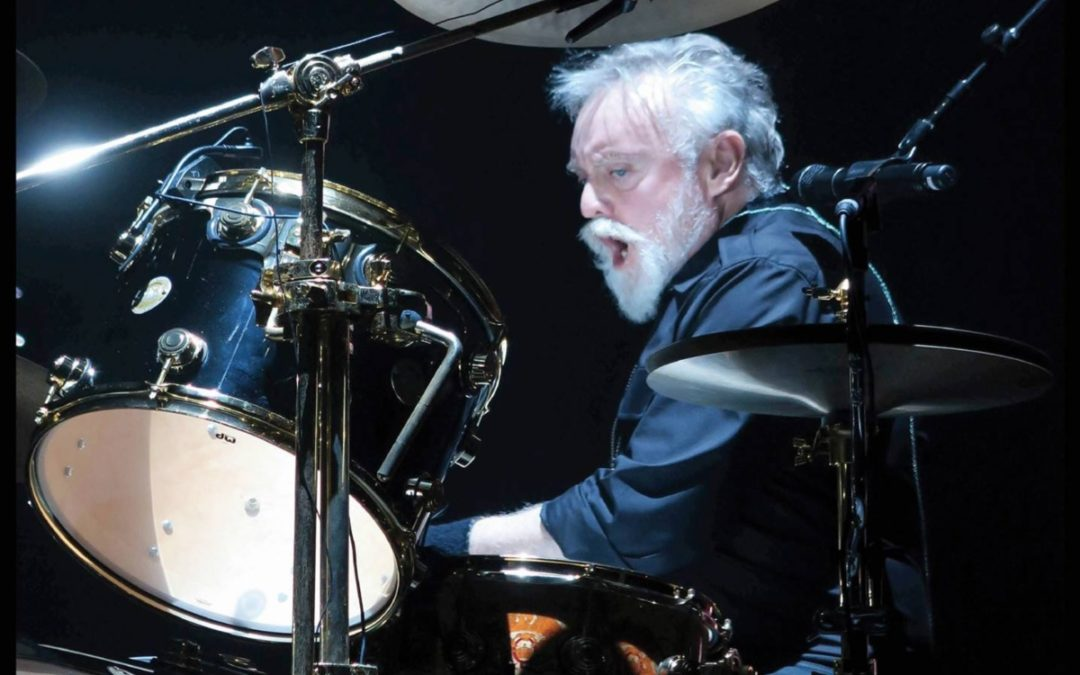 Book 'The Drums of Roger Meddows Taylor'