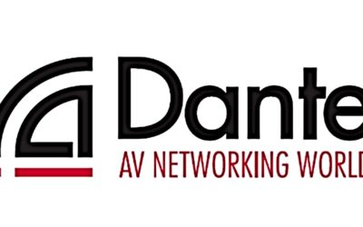 Dante Advancements and Training at IBC 2018