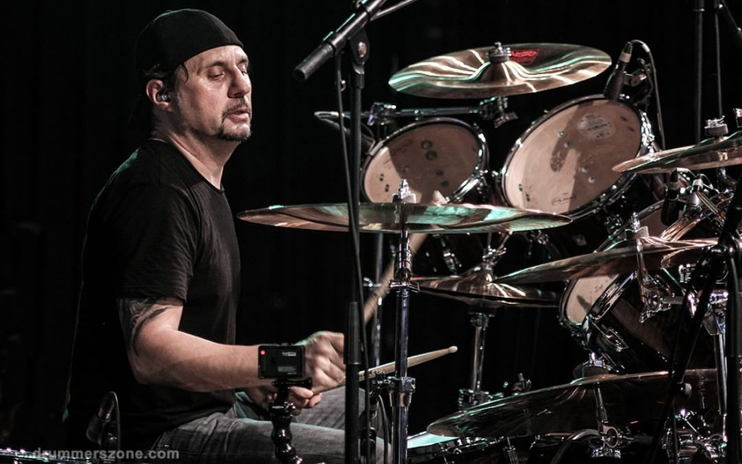 Dave Lombardo on stolen classic gear and first split with Slayer
