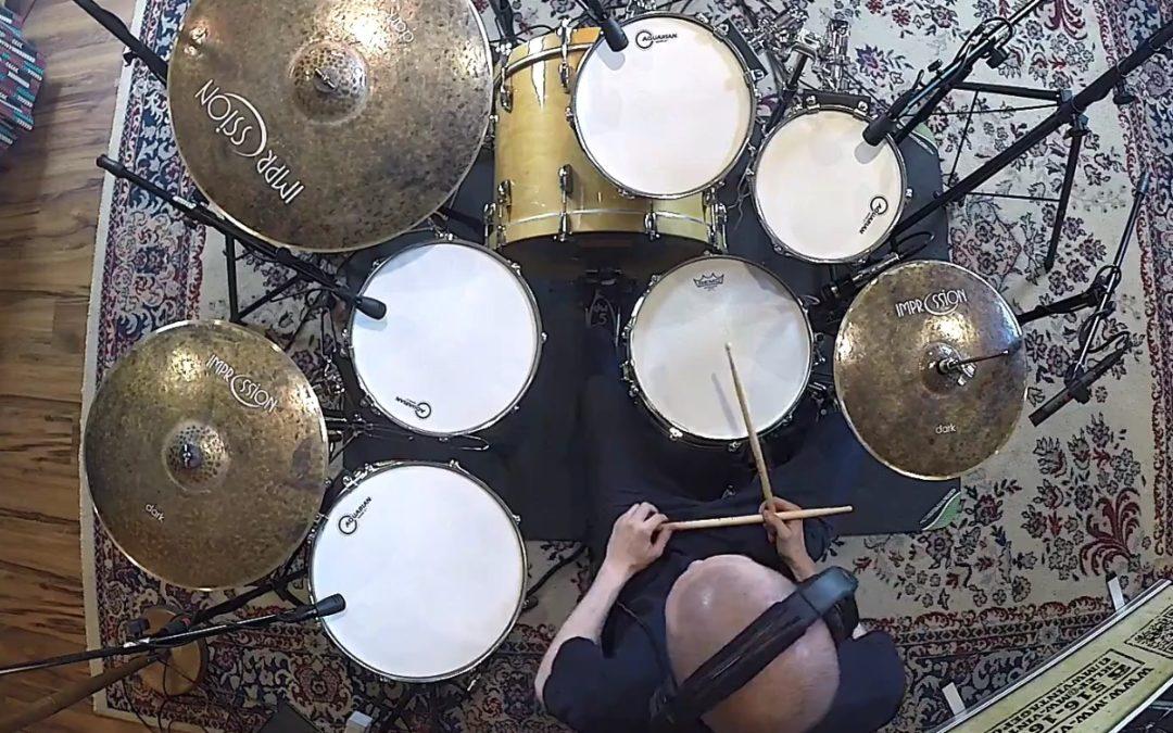 BeatIt Vintage Test: 70s Pearl Jupiter snare drum