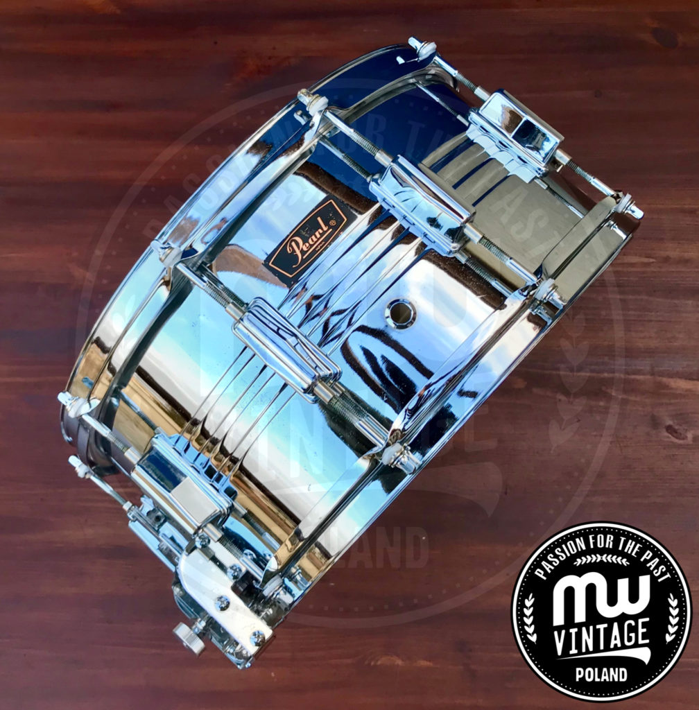 Pearl Jupiter snare en.beatit.tv
