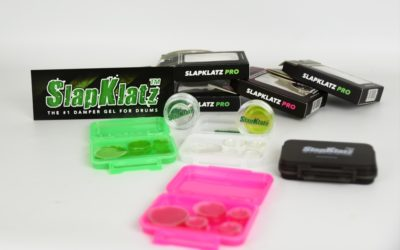 BeatIt Test: SlapKlatz dampening gel pads