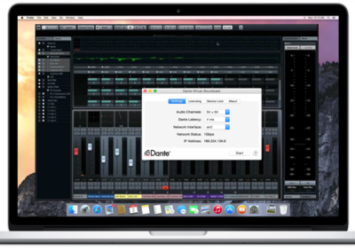 Dante Virtual SoundCart