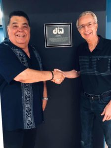 Los Angeles Musician's Union Honors DW Founder