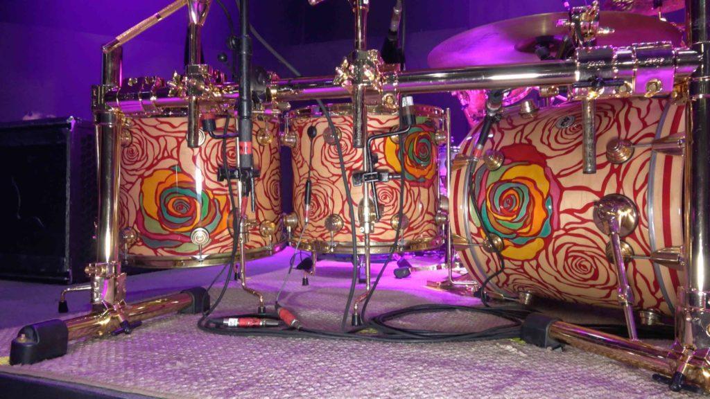 Jose Pasillas (Incubus) Drum Kit Tour