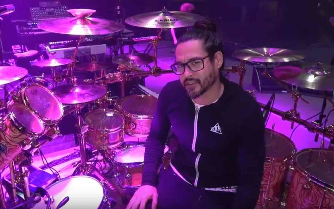 Jose Pasillas (Incubus) Drum Kit Tour