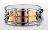 Yamaha copper shell snare drums