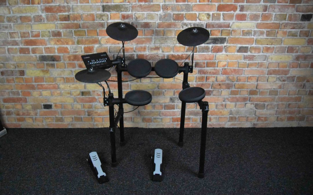 BeatIt Test: Yamaha DTX402K Electronic Drum Kit