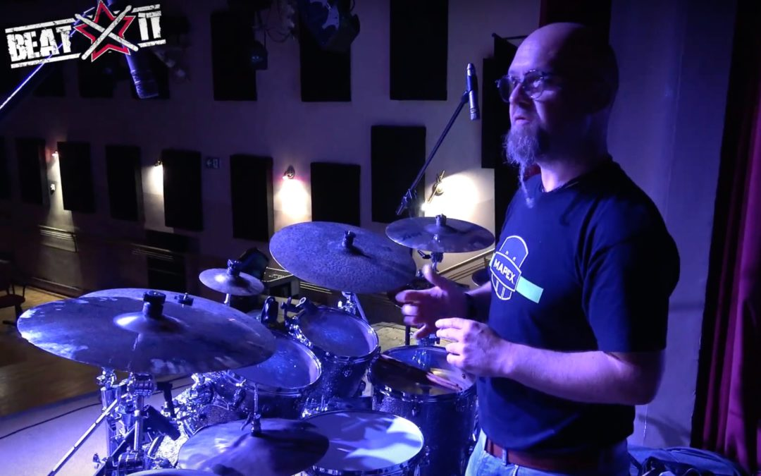 Claus Hessler Drum Kit Tour