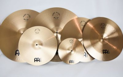 BeatIt Test: Meinl Pure Alloy Cymbal Set