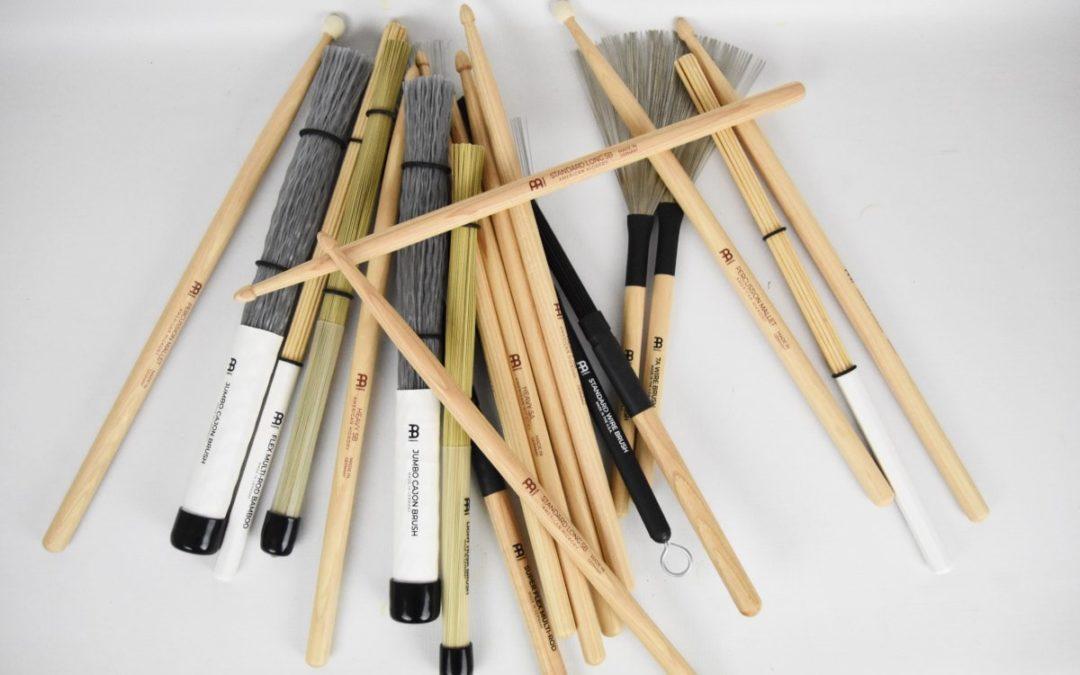 BeatIt Test: Meinl Drumsticks