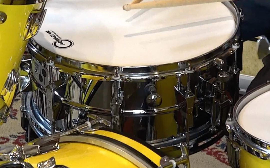 BeatIt Vintage Test: 80s Sonor Phonic D-506 Snare