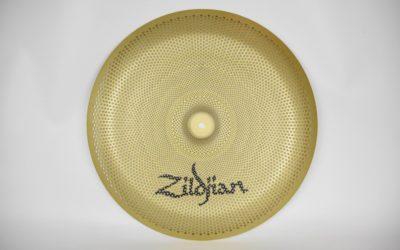 "BeatIt Test: 18"" Zildjian Low Volume China"