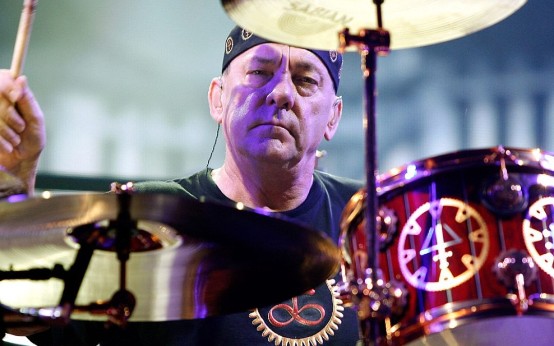 Rush's Neil Peart Retires From Drumming?