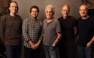 Steve Gadd Band nominated for the Grammy Award!