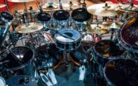 Mike Portnoy's Sons Of Apollo Live Drum Kit
