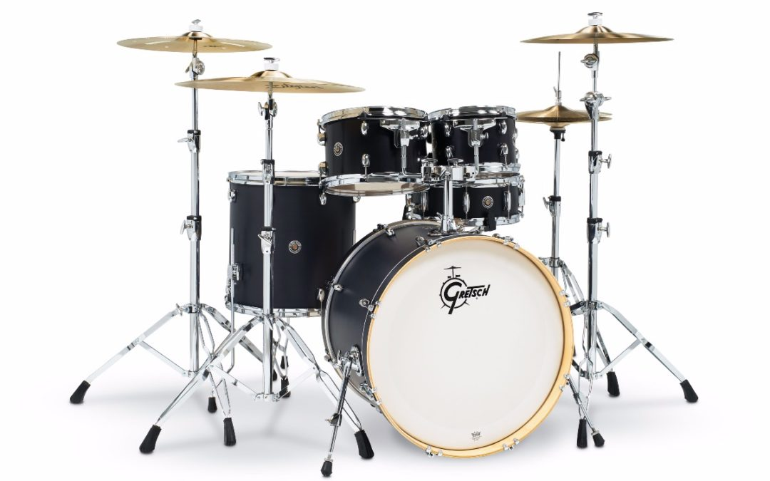 Gretsch Drums Expands Catalina Series