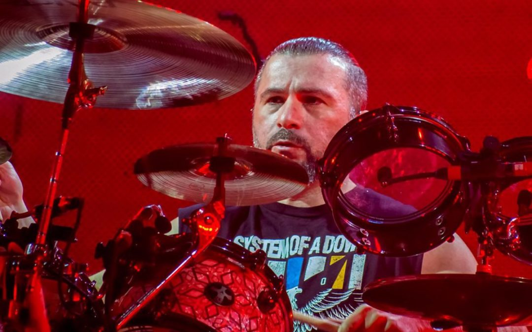 John Dolmayan(System Of a Down) and new These Grey Men album