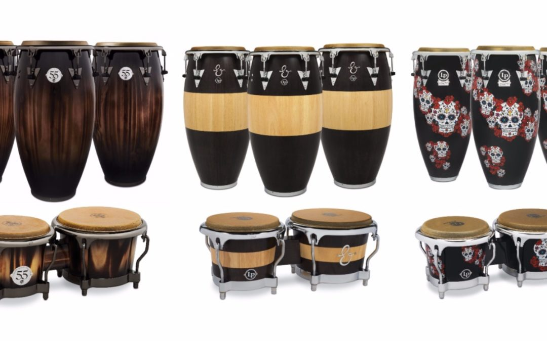 Latin Percussion – New products for 2019