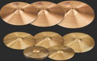 New Products from Paiste!