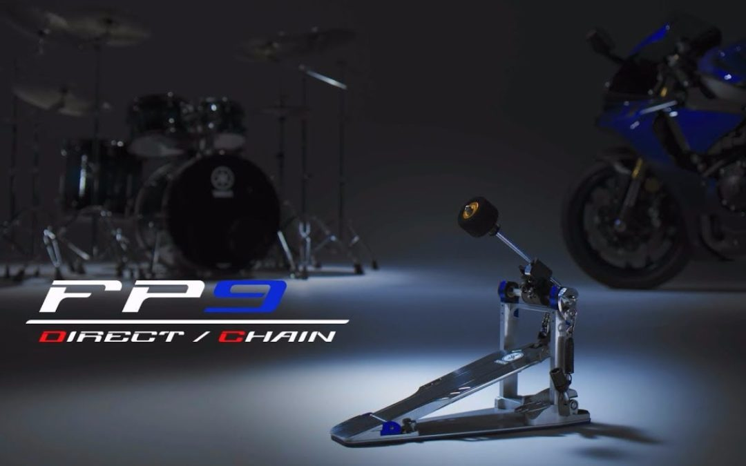 New Yamaha Bass Drum Pedals!