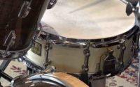 "BeatIt Vintage Test: Le Soprano New Vintage Maple 14"" x 5"""