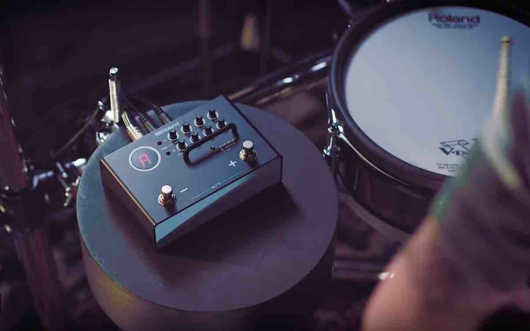 New Roland – TM-1 Trigger Module