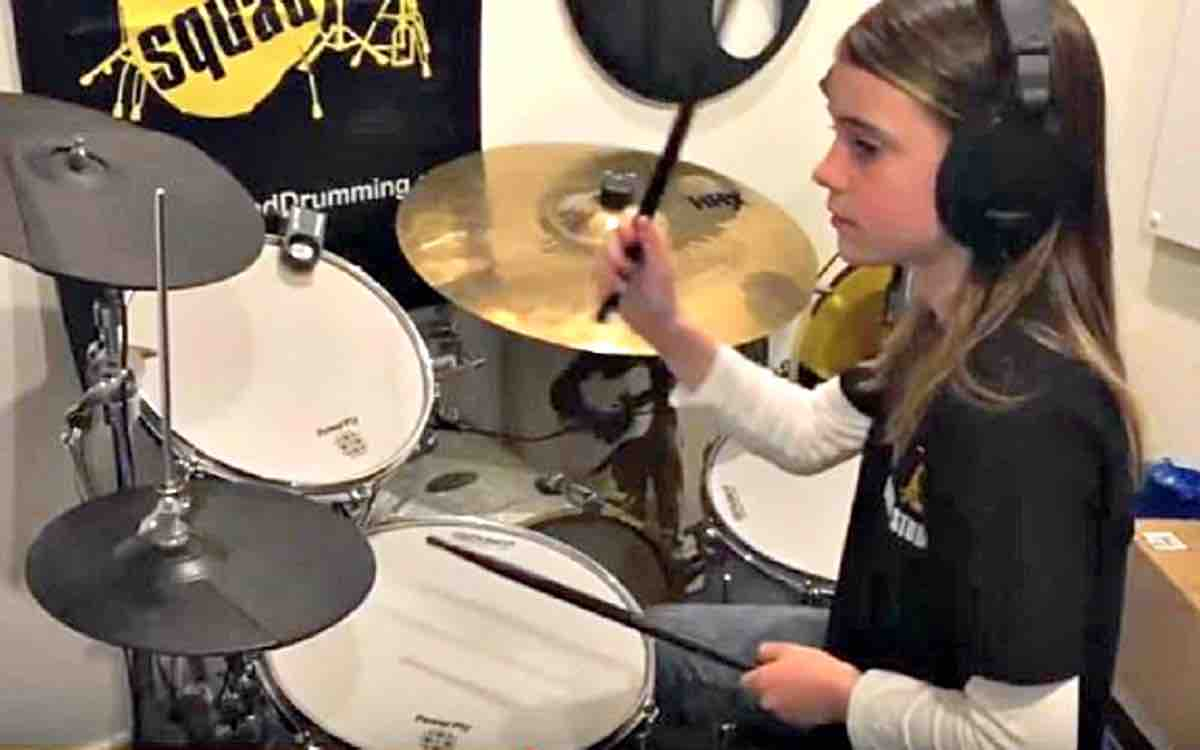 drumming and Asperger's syndrome