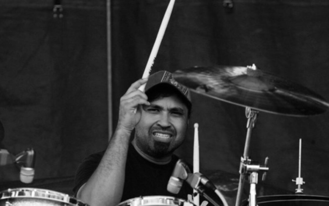 Aranda drummer Michael Walker killed by son!