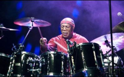 Billy Cobham Switches To Vater!