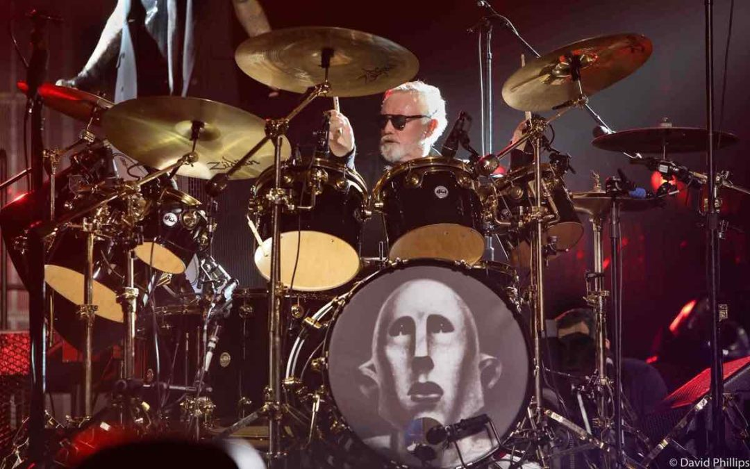 """Roger Taylor (Queen): Isolated drum track to """"Bohemian Rhapsody"""""""