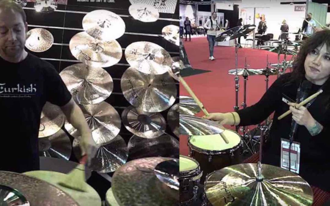 Musikmesse 2019: Turkish Cymbals
