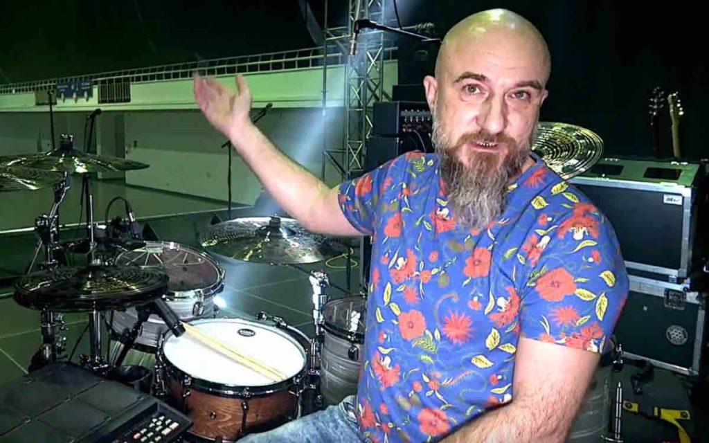 """BeatIt Drum Cam: Rafał""""Kuzyn"""" Piotrowiak (Pidżama Porno) – """"Styropian"""""""