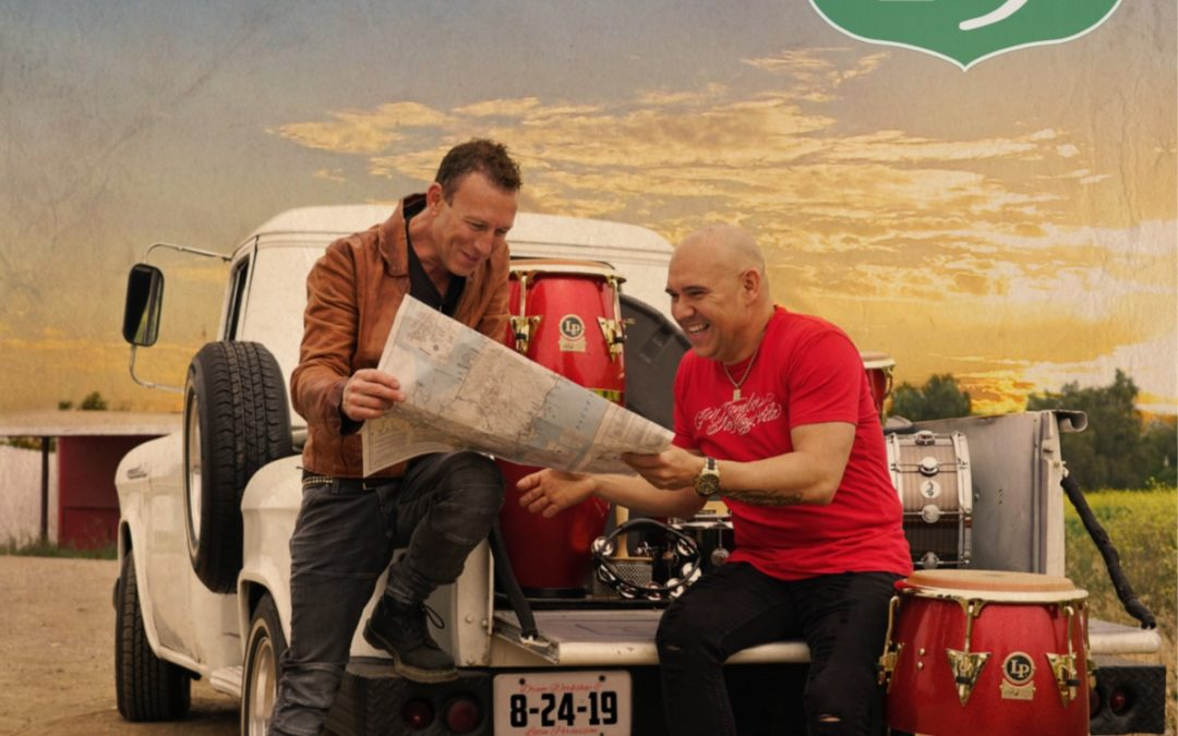 Fausto Cuevas and Stephen Perkins on Central/South American Road Trip Tour 2019