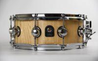 "BeatIt Test: 14"" x 5.5"" Natal Pure Stave Series Ash Snare Drum"