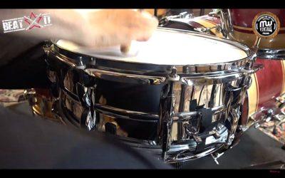 BeatIt Vintage Test: 14″ x 6.5″ Premier 1006 snare