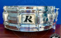 """BeatIt Vintage Test: 14"""" x 5"""" Rogers Dyna-Sonic snare drum"""