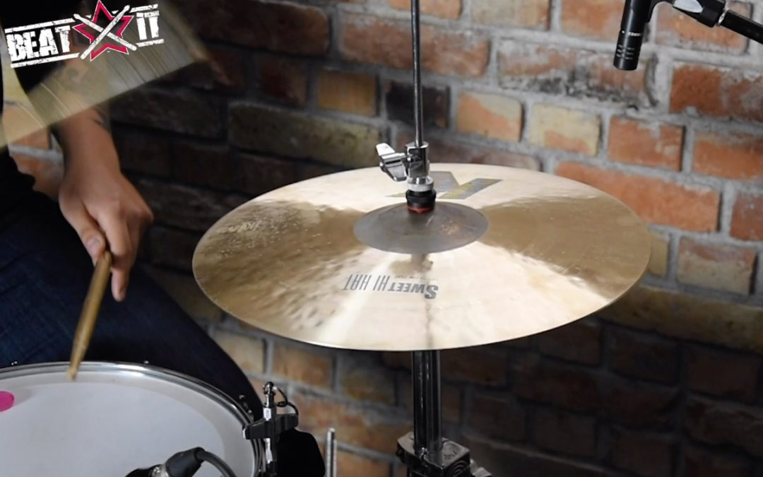 BeatIt Test: Zildjian K Sweet Hats