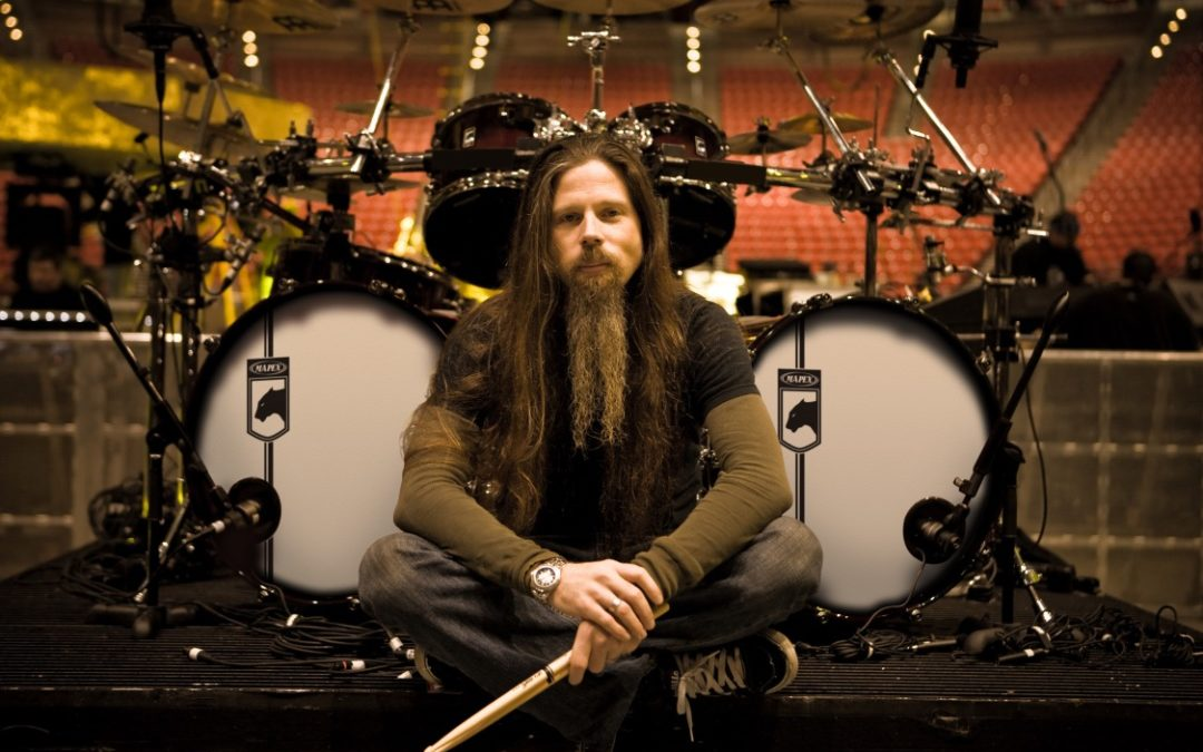 Drummer Chris Adler and Lamb Of God part ways