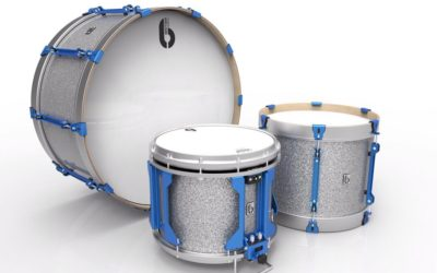British Drum Co. – Axial Series Pipe Band Drums
