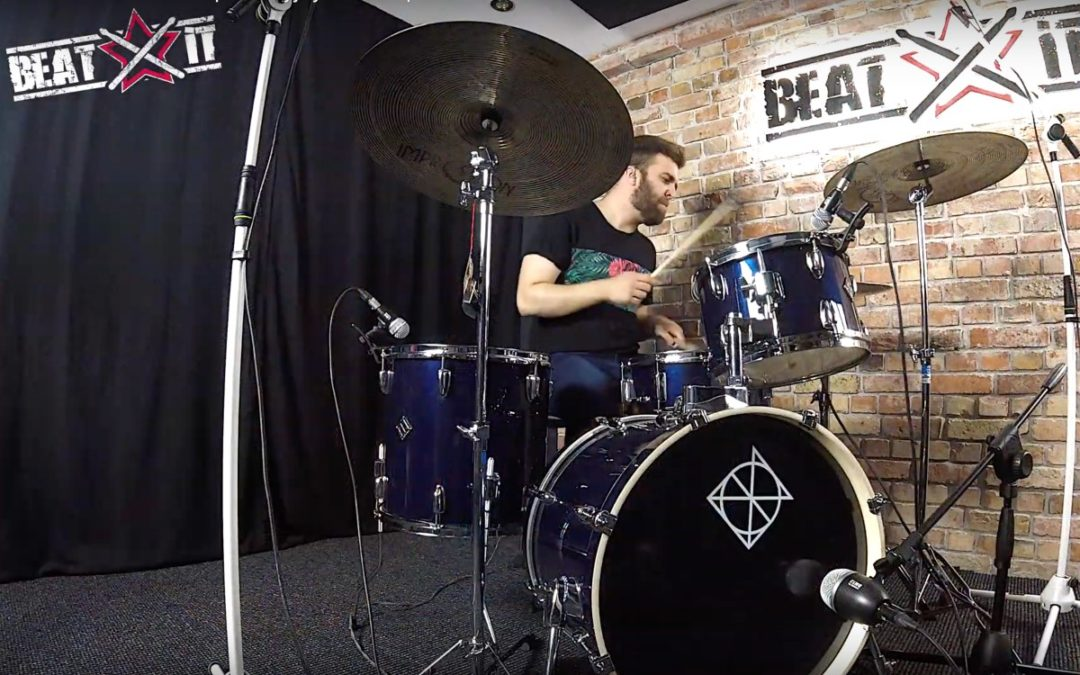 Test BeatIt: Dixon Spark PODSP 418 Drum Kit