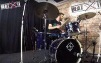 "BeatIt Drum Cam: Jakub Martuzalski (RusT) - ""Be yourself"""