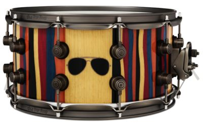 DW Honors Drumming Icon Jim Keltner