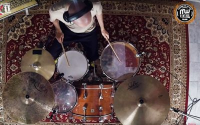 Vintage Test BeatIt: Camco Hoshino Heritage drum kit