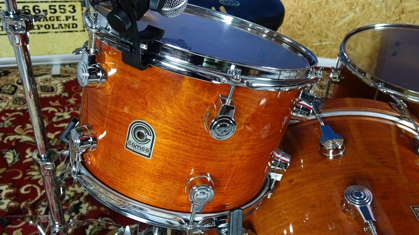 Vintage Test Beatit Camco Hoshino Heritage Drum Kit Beatit Tv